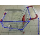 Trolley Supermarket 100 Liter