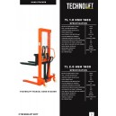 Hand Stacker Manual Techno Lift